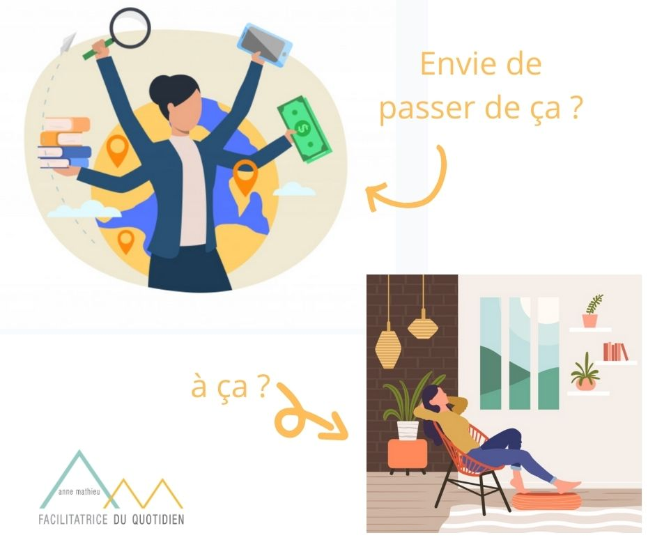 ateliers Explor'Action home organizing