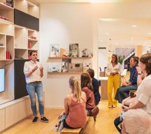 ateliers pour s'organiser avec Anne Mathieu Home Organizing